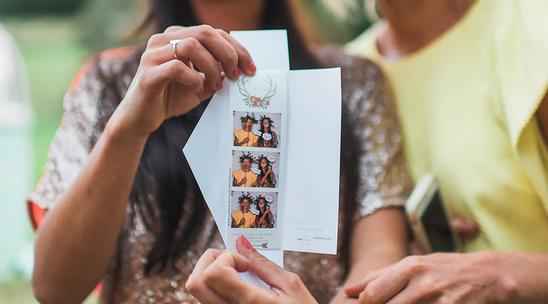 7 Reasons Why You Need A Photo Booth For The Big Day