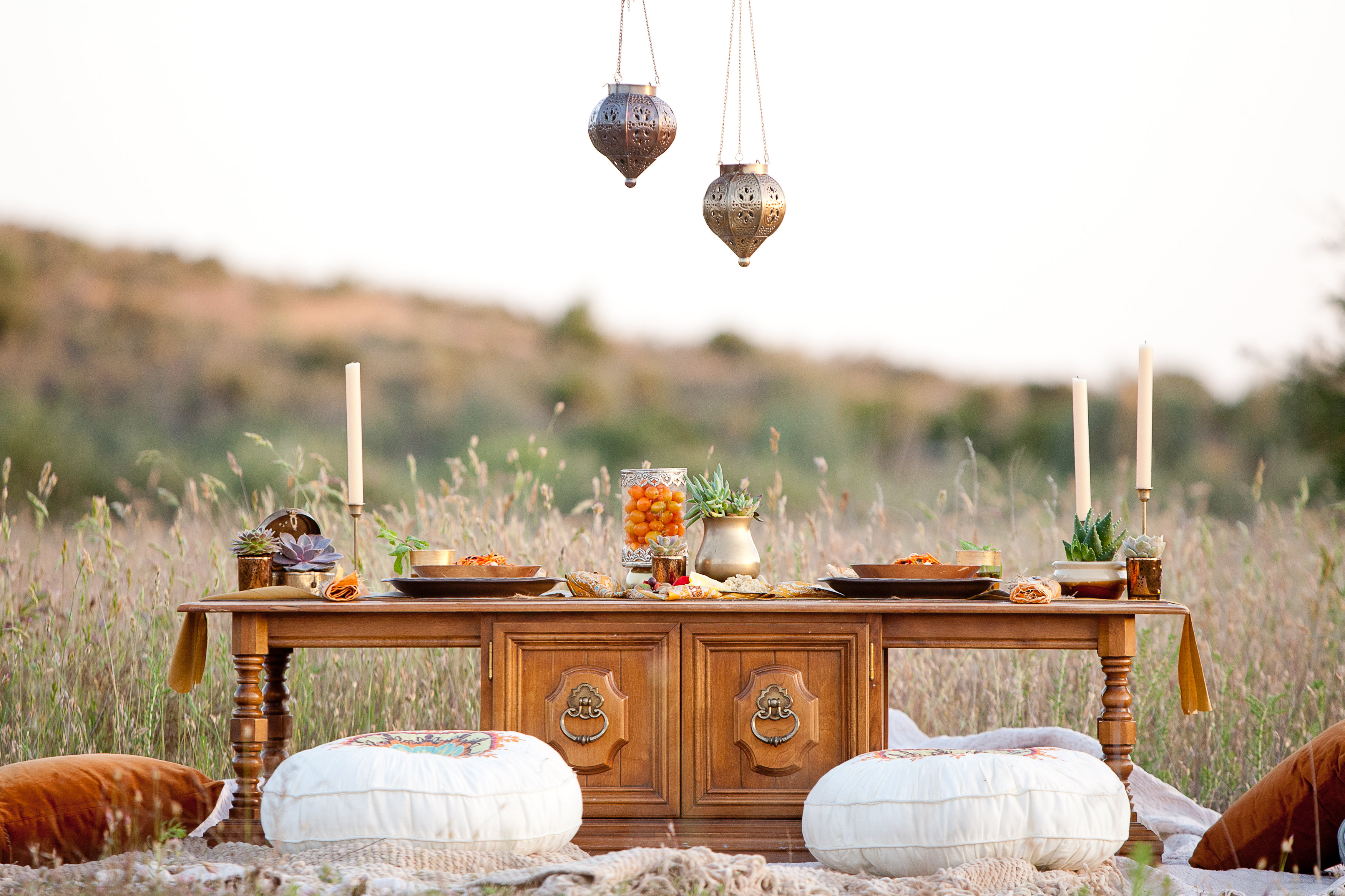 Picture of: 4 Easy Tips For Planning The Perfect Bohemian Wedding